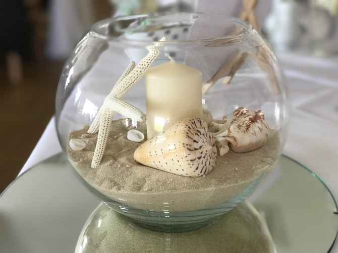 Seaside Table Decoration