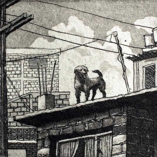 Terraza (de la serie Memorias locales)