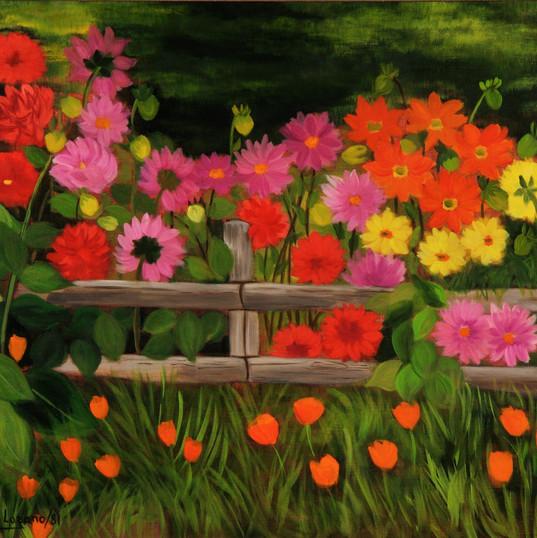 Cerca de Flores