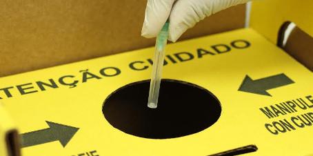 Pedido de Informações: Gestão de residuos de Unidades de Saúde