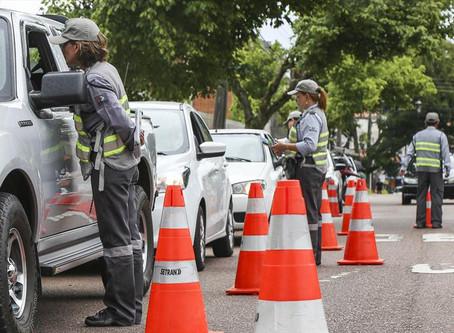 Pedido de Informação: Para onde vai o saldo das multas do município?