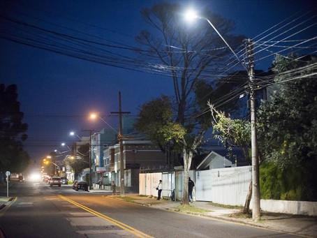 Vereadora quer informações sobre o serviço de iluminação pública