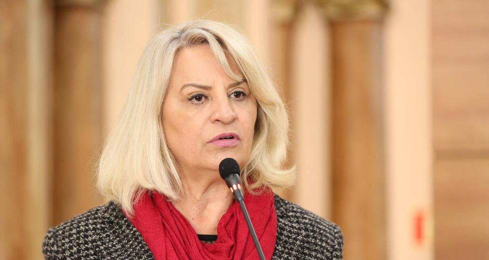Noemia Rocha faz a criação do Parlamento Feminino na Cmc