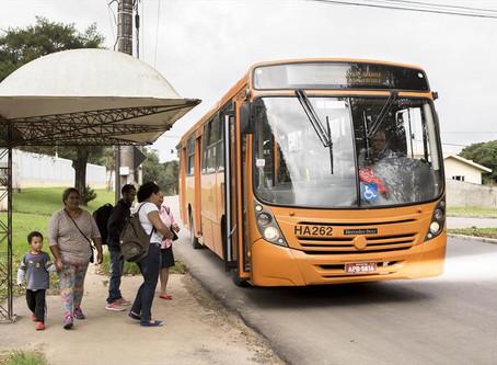 Noemia Rocha solicita estudo para ampliação do itinerário de ônibus da região do Caximba
