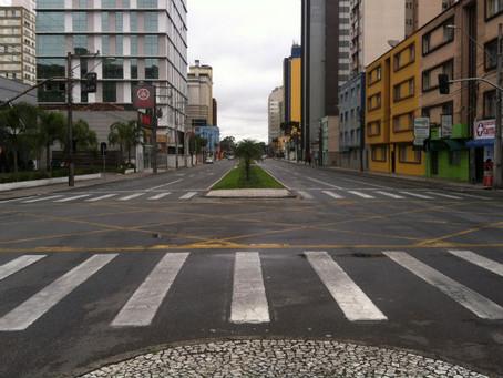 Sugestão ao Executivo: Revitalização das ruas do bairro Cajuru