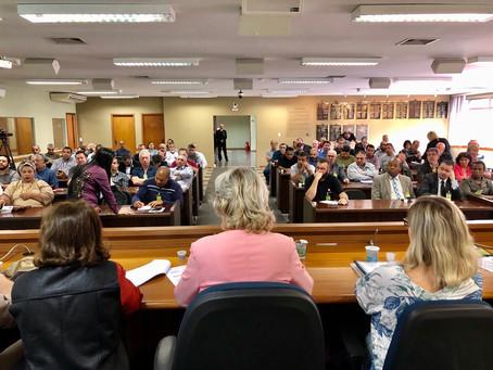 Audiência Pública na Câmara discutiu a legislação de templos religiosos