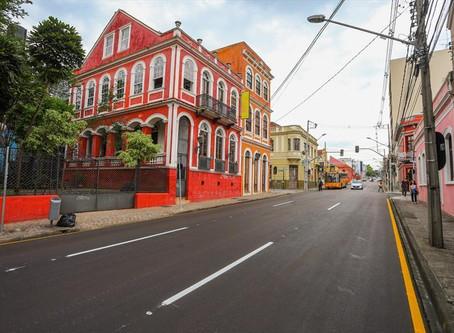 Noemia Rocha pede pavimentação para o bairro Jardim das Américas