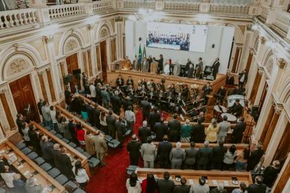 Sessão Solene comemora os 90 anos da Assembleia de Deus em Curitiba