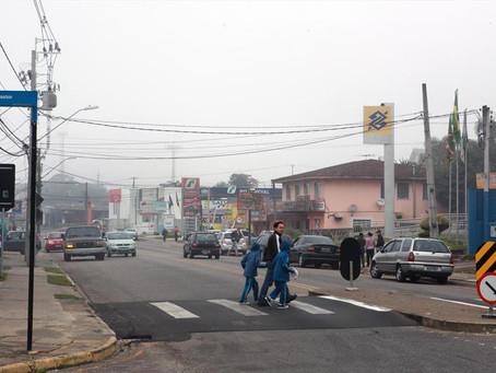 Noemia Rocha requer a implantação de lombada na rua Cidade de Ouro, localizada no Sítio Cercado