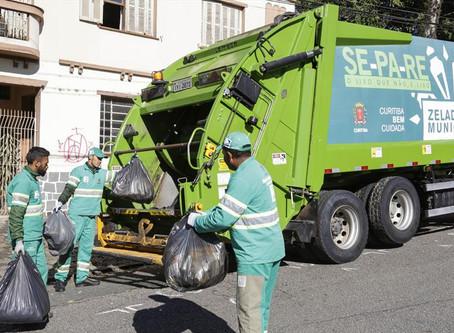 Noemia Rocha pede informações sobre a coleta seletiva e a caracterização de resíduos