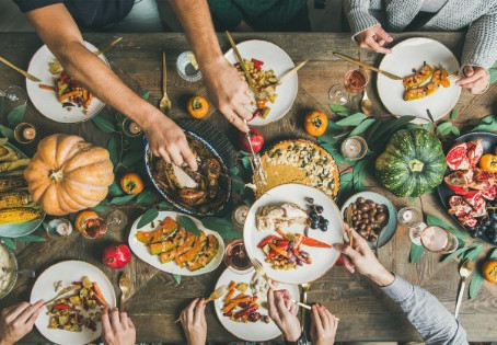 Thanksgiving Recipes Inspired by the Pacific Northwest