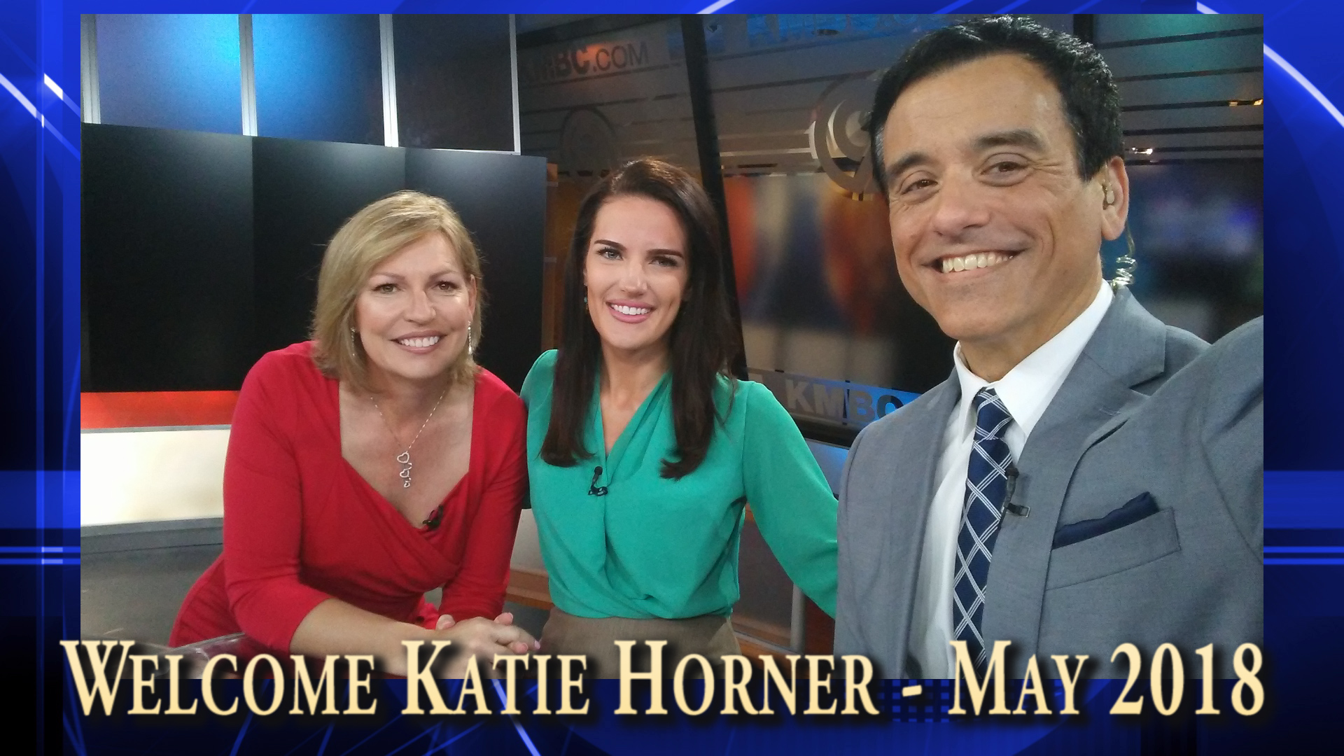 Welcome Katie Horner