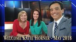 Welcome Katie Horner