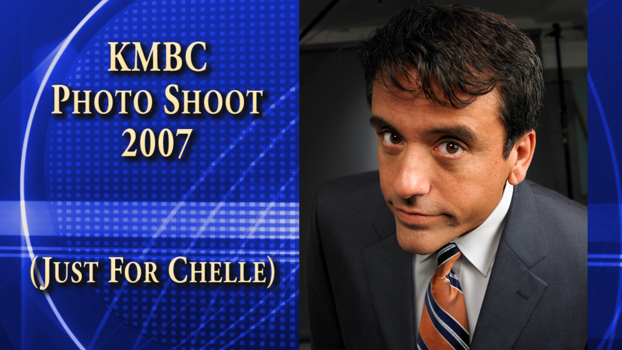 KMBC Shoot 2007 for Chelle