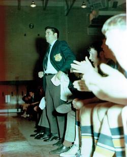Pete Jr Coaching McDowell HS