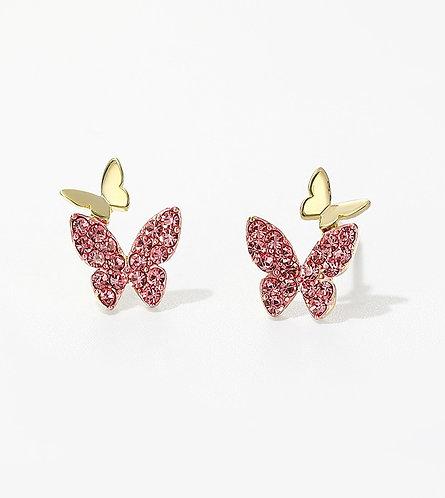 Butterfly Earring