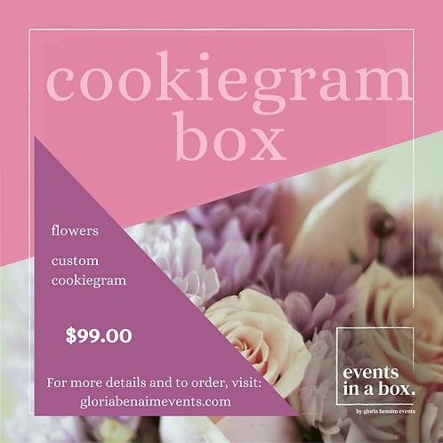The Cookiegram Box