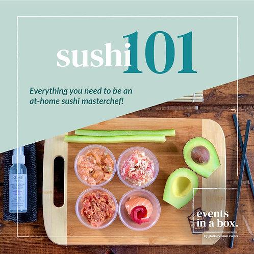 Sushi 101 Box