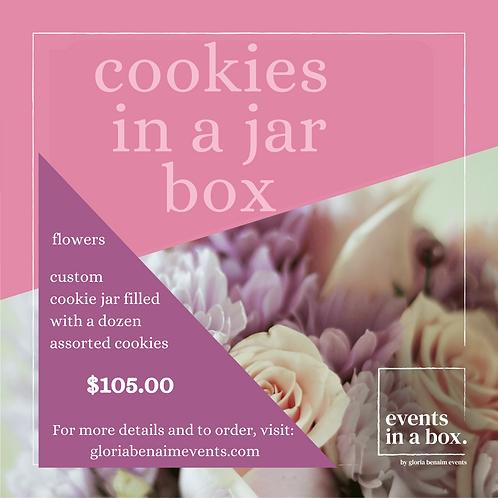 Cookies in a Jar Box