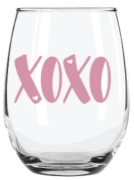 Extra custom wine glasses