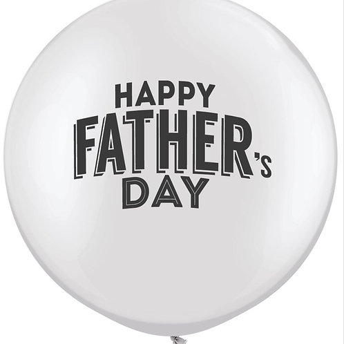 """Add-on: 36"""" Personalized Balloon"""