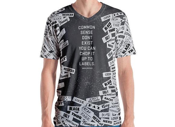 Men's - Label's T-Shirt