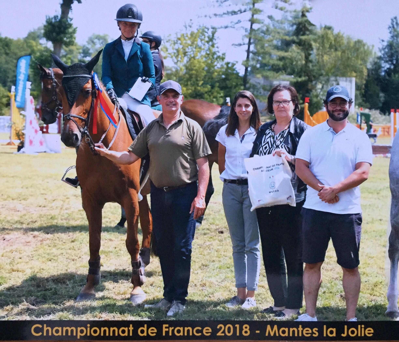 - Championnats de France Amateur -
