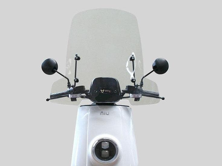 Windshield kit - large, N-series