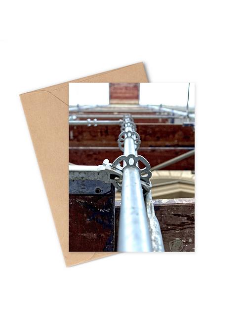 Scaffold | Postcard