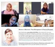 Online-Workshop_ Business Women _ Cairo