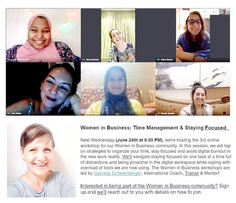 Online-Workshop_ Business Women _ Cairo
