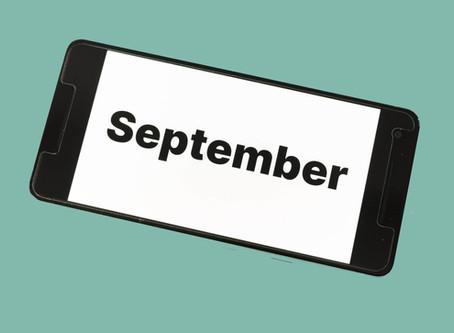 Best reads of September