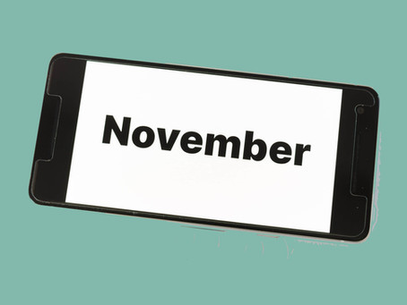 Best reads of the month – November 2020