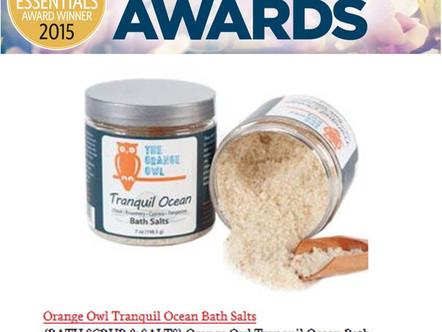 Taste for Life Magazine Awards
