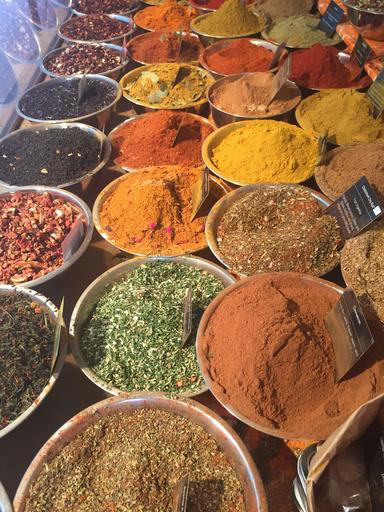 Spices andCooking