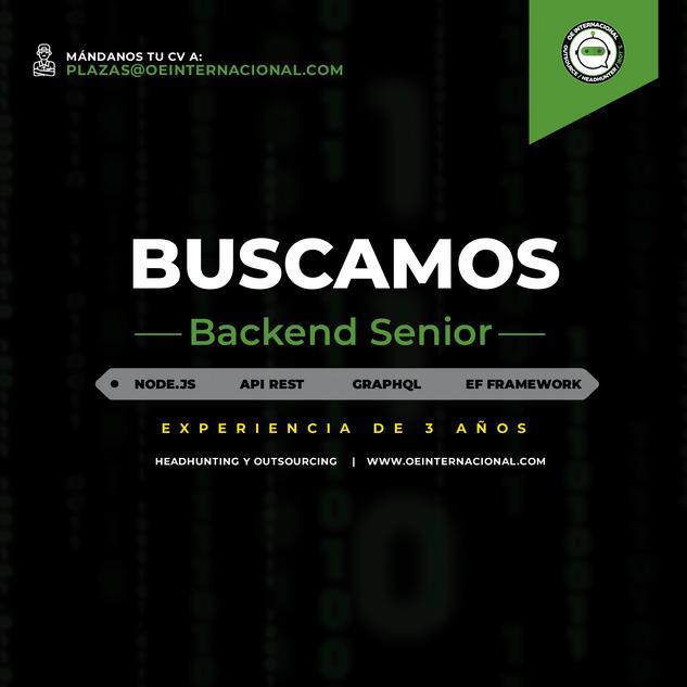 Backend Senior