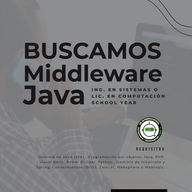 Middleware Java