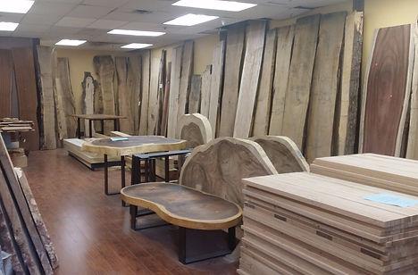 pièces de bois exotiques