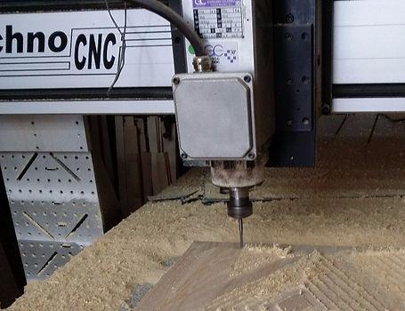 Table d'usinage CNC