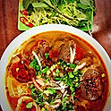 Bun Bo Hue / Spicy Beef Noodle Soup