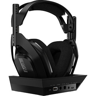 Astro A50 gaming wireless headset in bla