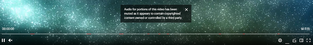 Audio for portions of this video has been muted as it appears to contain copyrighted content owned or controlled by a third party. Twitch