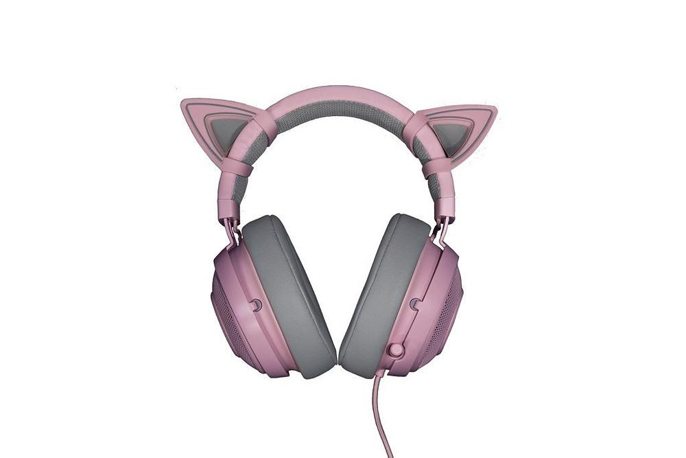 Kitty ears from Razer for gamer girls