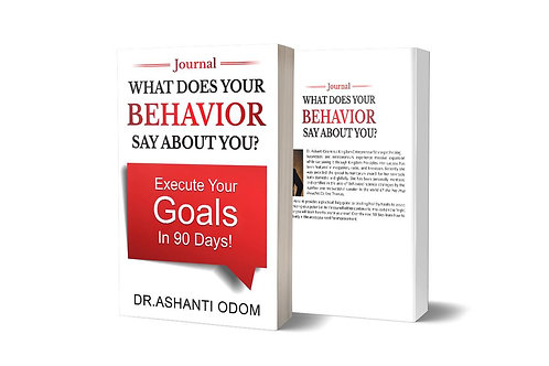 What does your behavior say about you?