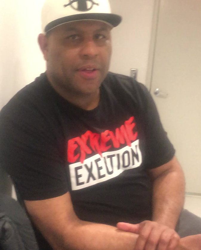 Eric Thomas ET the Hip Hop Preacher