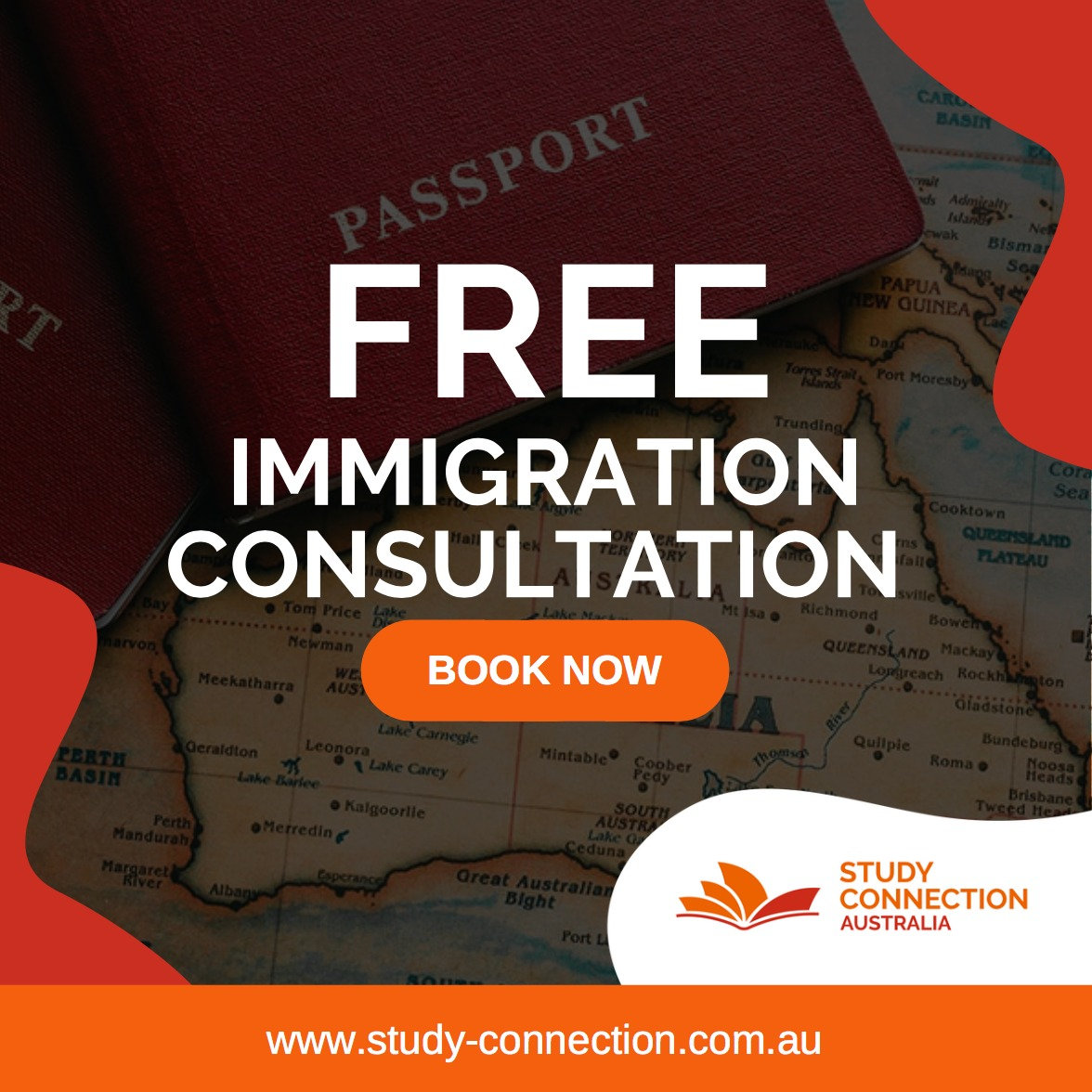 Book your free immigration consultation!
