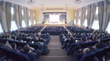 Конференция в МГТУ им. Н. Э. Баумана