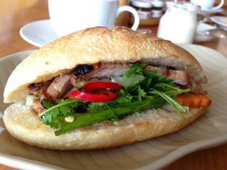 Bánh Mì Sandwich in Vietnam