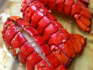 How I learned to appreciate expensive ingredients from Mom - Lobster tails