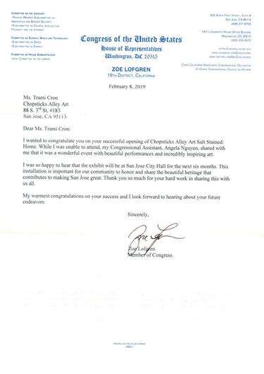 Letter from Congresswoman Zoe Lofgren.jp